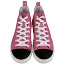 Rosey Men s Mid-Top Canvas Sneakers View1