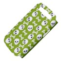 Skull Bone Mask Face White Green Samsung Galaxy S III Hardshell Case (PC+Silicone) View4