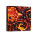 Lava Active Volcano Nature Mini Canvas 4  x 4  View1