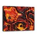 Lava Active Volcano Nature Canvas 16  x 12  View1