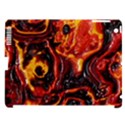 Lava Active Volcano Nature Apple iPad 3/4 Hardshell Case (Compatible with Smart Cover) View1