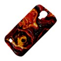 Lava Active Volcano Nature Samsung Galaxy S4 Classic Hardshell Case (PC+Silicone) View4
