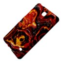 Lava Active Volcano Nature Samsung Galaxy Tab 4 (7 ) Hardshell Case  View4