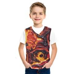 Lava Active Volcano Nature Kids  Sportswear by Alisyart