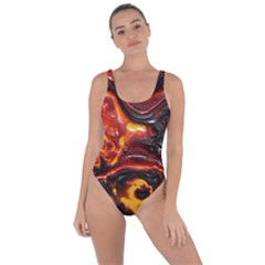 Lava Active Volcano Nature Bring Sexy Back Swimsuit