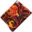Lava Active Volcano Nature Apple iPad Pro 9.7   Hardshell Case View5