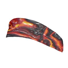 Lava Active Volcano Nature Stretchable Headband by Alisyart