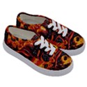 Lava Active Volcano Nature Kids  Classic Low Top Sneakers View3