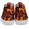 Lava Active Volcano Nature Kid s Mid-Top Canvas Sneakers View4