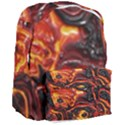 Lava Active Volcano Nature Giant Full Print Backpack View3