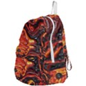 Lava Active Volcano Nature Foldable Lightweight Backpack View4