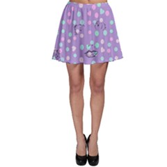 Little Face Skater Skirt