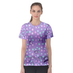 Little Face Women s Sport Mesh Tee by snowwhitegirl
