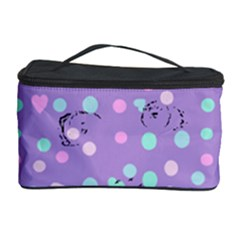 Little Face Cosmetic Storage Case by snowwhitegirl