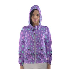 Little Face Hooded Wind Breaker (women)