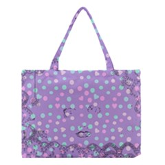 Little Face Medium Tote Bag by snowwhitegirl