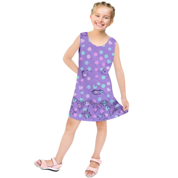 Little Face Kids  Tunic Dress