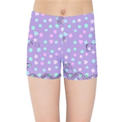 Little Face Kids Sports Shorts