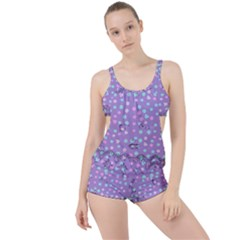 Little Face Boyleg Tankini Set  by snowwhitegirl