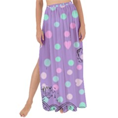 Little Face Maxi Chiffon Tie Up Sarong