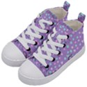 Little Face Kid s Mid-Top Canvas Sneakers View2