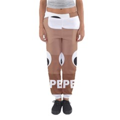 Poo Happens Women s Jogger Sweatpants