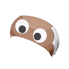 Poo Happens Yoga Headband by Vitalitee