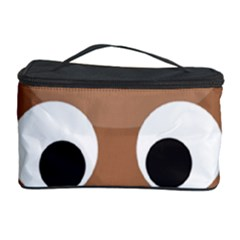 Poo Happens Cosmetic Storage Case by Vitalitee