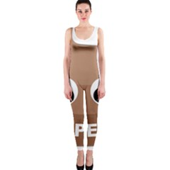 Poo Happens Onepiece Catsuit by Vitalitee