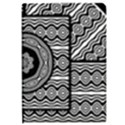 Wavy Panels Apple iPad Pro 9.7   Flip Case View1