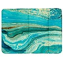 Mint,gold,marble,nature,stone,pattern,modern,chic,elegant,beautiful,trendy Samsung Galaxy Tab 7  P1000 Flip Case View1