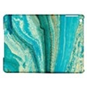 Mint,gold,marble,nature,stone,pattern,modern,chic,elegant,beautiful,trendy iPad Air Hardshell Cases View1