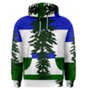 Flag of Cascadia Men s Pullover Hoodie View1