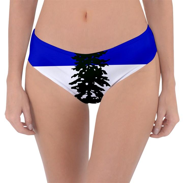 Flag of Cascadia Reversible Classic Bikini Bottoms