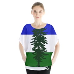 Flag Of Cascadia Blouse by abbeyz71