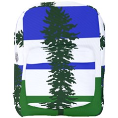 Flag Of Cascadia Full Print Backpack by abbeyz71