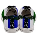 Flag of Cascadia Men s Low Top Canvas Sneakers View4