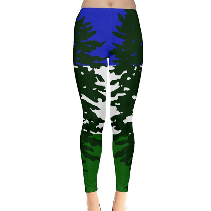 Flag of Cascadia Leggings