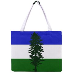 Flag Of Cascadia Mini Tote Bag by abbeyz71