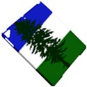 Flag of Cascadia Apple iPad Pro 9.7   Hardshell Case View4