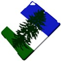 Flag of Cascadia Apple iPad Pro 9.7   Hardshell Case View5