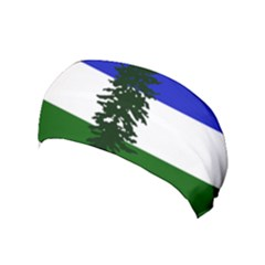 Flag Of Cascadia Yoga Headband by abbeyz71