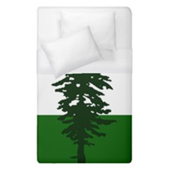 Flag Of Cascadia Duvet Cover (single Size) by abbeyz71