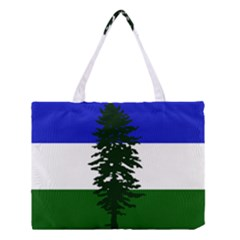 Flag Of Cascadia Medium Tote Bag by abbeyz71