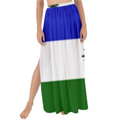 Flag Of Cascadia Maxi Chiffon Tie Up Sarong by abbeyz71