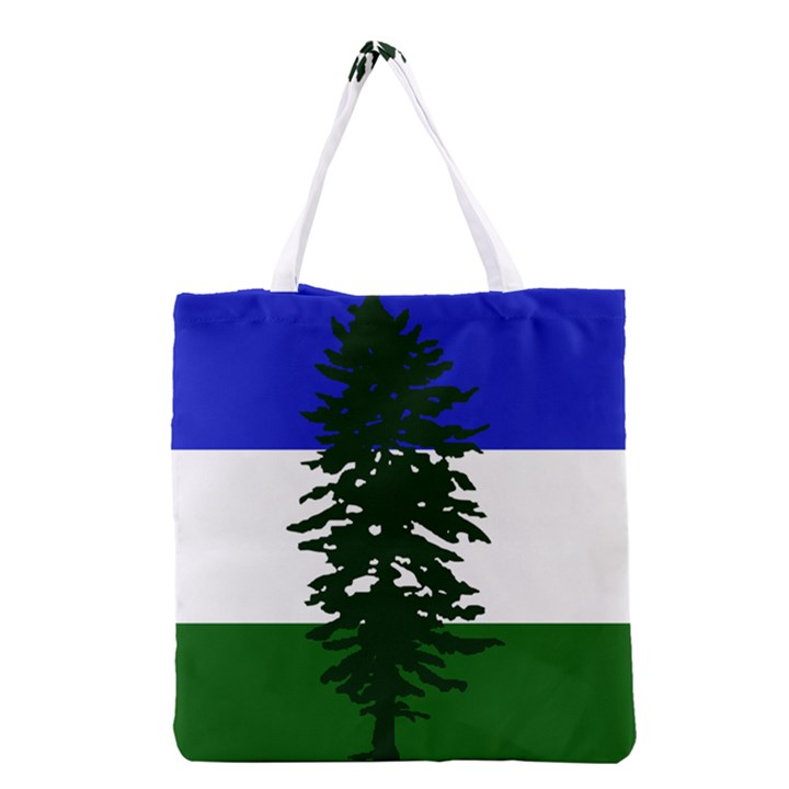 Flag of Cascadia Grocery Tote Bag