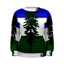 Flag of Cascadia Women s Sweatshirt View1