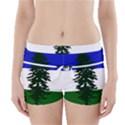 Flag of Cascadia Boyleg Bikini Wrap Bottoms View1