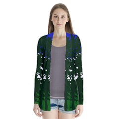 Flag Of Cascadia Drape Collar Cardigan by abbeyz71