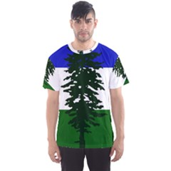 Flag Of Cascadia Men s Sports Mesh Tee
